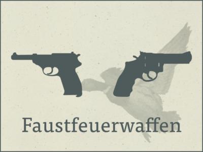 Faustfeuerwaffen occ.